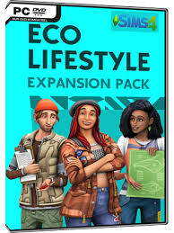 The Sims 4 Eco Lifestyle Full Pc Game + Crack