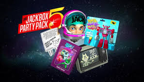 The Jackbox Party Pack 5 Tinyiso Full Pc Game + Crack