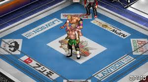 Fire Pro Wrestling World New Japan Pro Wrestling Collaboration Plaza Full Pc Game + Crack