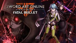 Sword Art Online Fatal Bullet Dissonance Of The Nexus Full Pc Game + Crack