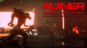 Ruiner Annihilation Skidrow Full Pc Game + Crack
