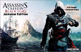 Assassins Creed iv Black Flag Jackdaw Edition Full Pc Game + Crack