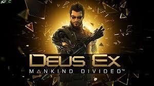 Deus Ex Mankind Divided Digital Deluxe Edition Gog Full Pc Game + Crack
