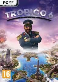 Tropico 6 Lobbyistico Full Pc Game + Crack