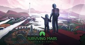 Surviving Mars Green Planet Full Pc Game + Crack