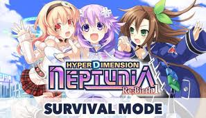 Hyperdimension Neptunia Re Birth1 Survival Plaza Full Pc Game + Crack