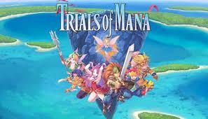 Trials Of Mana Full Pc Game + Crack