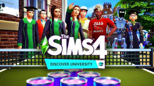 The Sims 4 Discover University Update v1 58 69 Full Pc Game + Crack