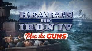 Hearts Of Iron iv Man The Guns Full Pc Game + Crack