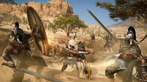 Assassins Creed Origins The Curse Of The Pharaohs Full Pc Game + Crack