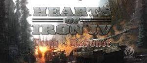 Hearts Iron iv Death Dishonor Full Pc Game + Crack