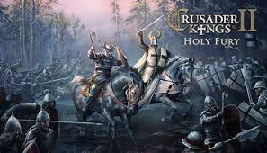Crusader Kings ii Holy Fury Update-v3-3-0- Full Pc Game + Crack