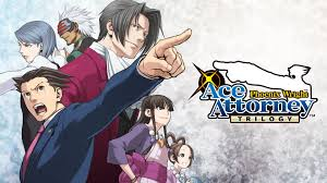 Phoenix Wright Ace Attorney Trilogy Full Pc Game + Crack