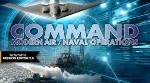 Command Modern Air Naval Operations Full Pc Game + Crack