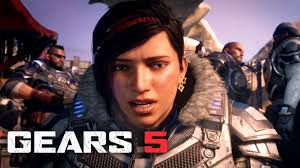 Gears 5 Full Pc Game + Crack
