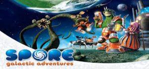 Spore Galactic Adventures Full Pc Game + Crack