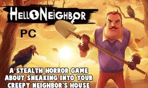 Hello Neighbor Full Pc Game + Crack