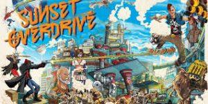 sunset Overdrive Full Pc Game + Crack