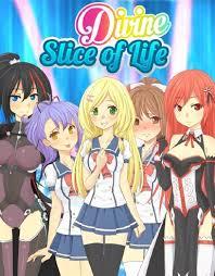Divine Slice Of Life v1-5 Full Pc Game + Crack
