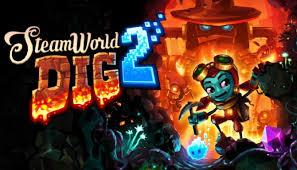 Steamworld Dig-2 Full Pc Game + Crack