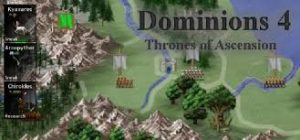Dominions 4 Thrones Of Ascension Full Pc Game + Crack