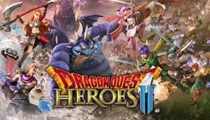 Dragon Quest Heroes ii Full Pc Game + Crack