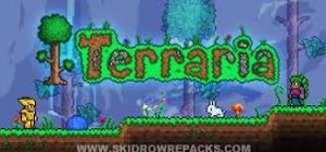 Terraria v1 3 0 1 Full Pc Game + Crack