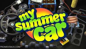 My Summer Car Full Pc Game + Crack
