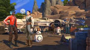 The Sims 4 Star War Full Pc Game + Crack