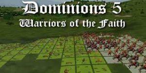 Dominions 5 Warriors Faith Full Pc Game + Crack