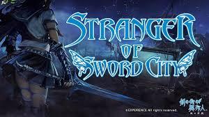 Stranger Of Sword City Full Pc Game + Crack