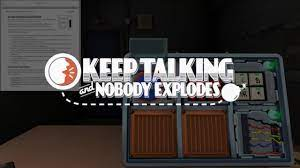 Keep Talking And Nobody Explodes Full Pc Game + Crack
