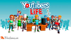 Youtubers Life Full Pc Game + Crack