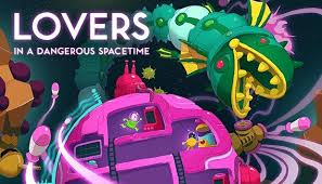 Lovers in A Dangerous Spacetime Full Pc Game + Crack
