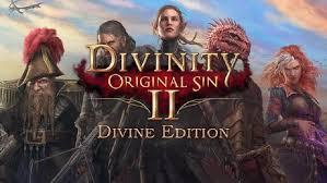 Divinity Original Sin 2 Divine Edition Full Pc Game + Crack