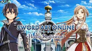 Sword Art Online Hollow Realization Deluxe Edition Full Pc Game + Crack