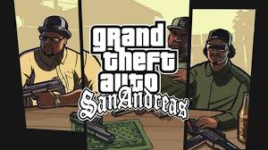 Grand Theft Auto San Andreas Pc Game + Crack